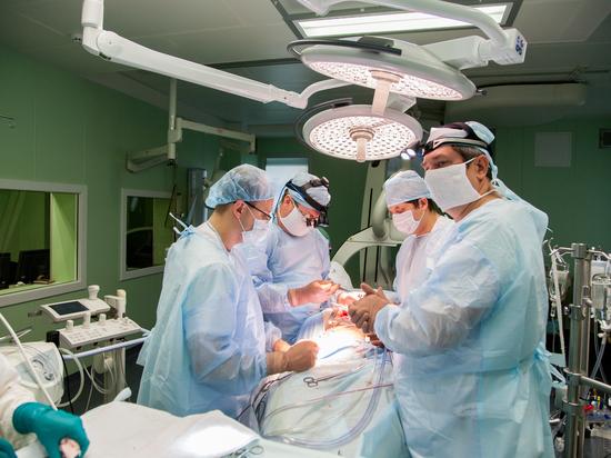 В Воронеже ведущие кардиохирурги страны обсудили лечение врожденных пороков сердца