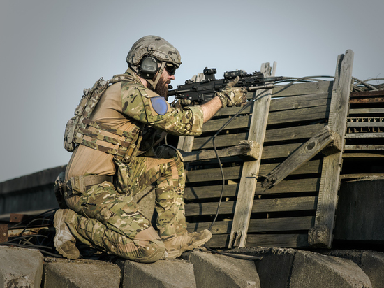 ДНР обвинила НАТО в обстреле пригородов Донецка