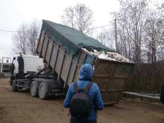 Экспертная группа приступила к мониторингу экологической безопасности на полигоне «Скоково»