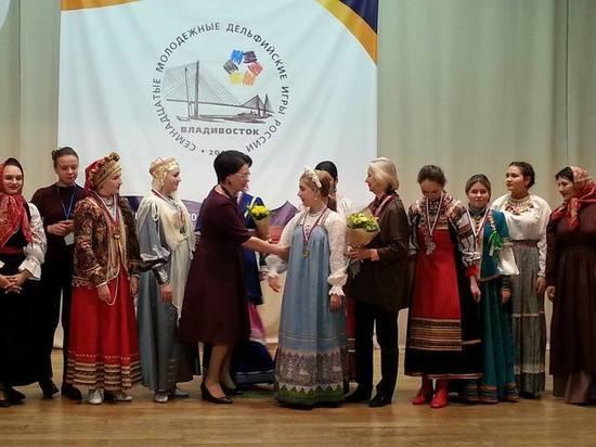 «Золото» Полины Чиркиной: школьница из Костромы покорила жюри «Дельфийских игр»