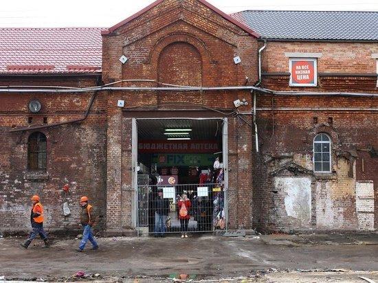 В знак протеста 1000 калининградских предпринимателей закрывает Центральный рынок