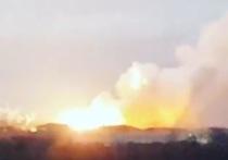 Пожар на территории литейно-механического завода в Подмосковной Балашихе уже локализован