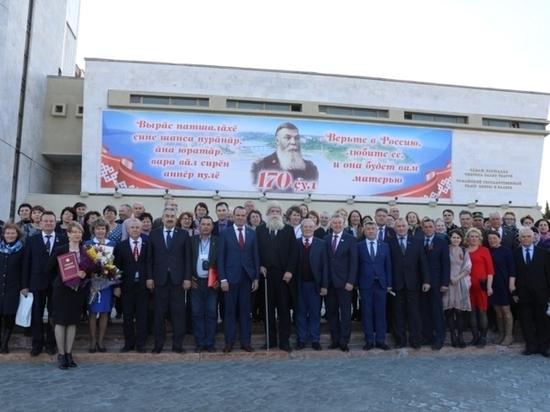 Делегации из 14 российских регионов поздравили Чувашию со 170-летием со дня рождения Ивана Яковлева