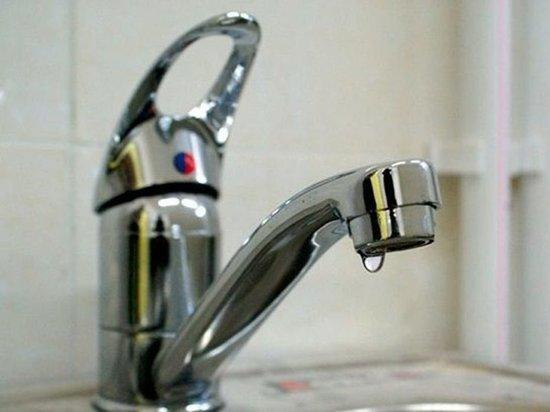 В Тамбове изменился график отключения воды