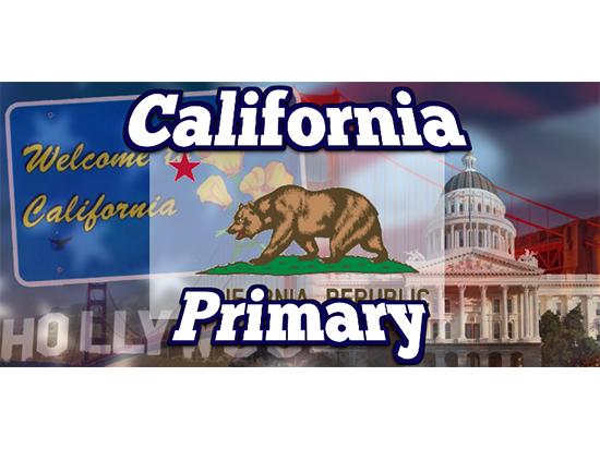 Kалифорния выбирает: