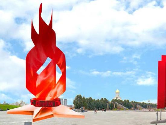 Как украсят Москву к 9 мая: письма-треугольники, прожекторы, кубы