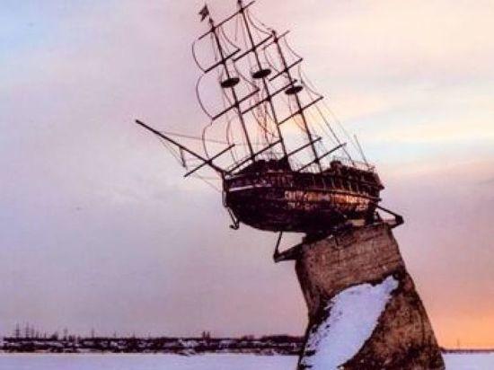 Накренившийся «Меркурий» обретет последнюю пристань в «Алых парусах»