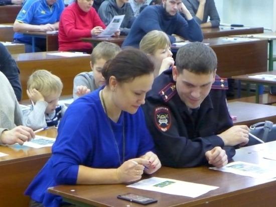 Костромичи сдадут тотальный экзамен по ПДД