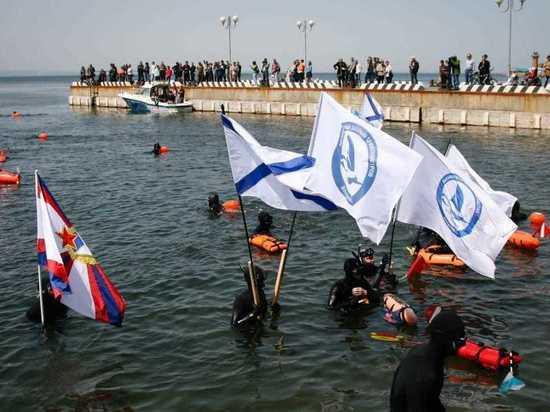 На Победный заплыв ждут приморцев