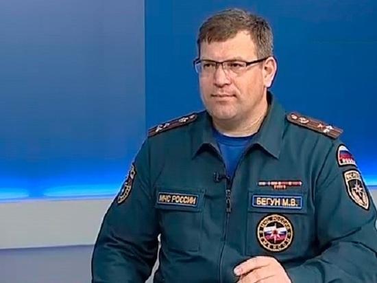 Как и генерал полиции, руководитель областного МЧС получил от областной администрации элитное жилье