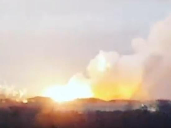Подробности пожара на авиазаводе в Балашихе: здание не эксплуатировалось