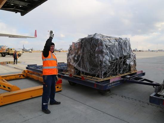 Служба организации почтово-грузовых перевозок аэропорта «Якутск» в праздники работает в штатном режиме