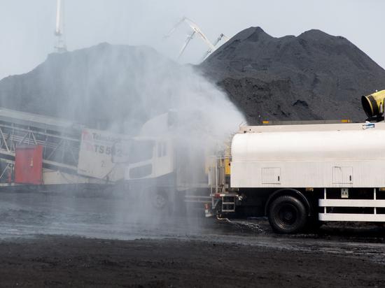 Голландской защитой накроют уголь в Находке