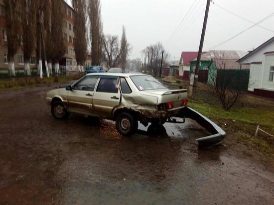 В Кирсанове столкнулись два ВАЗа, есть пострадавшие