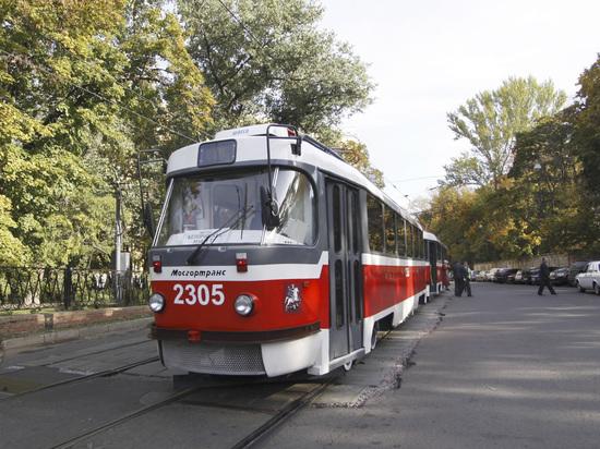 Скончался ребенок, попавший под трамвай на севере Москвы