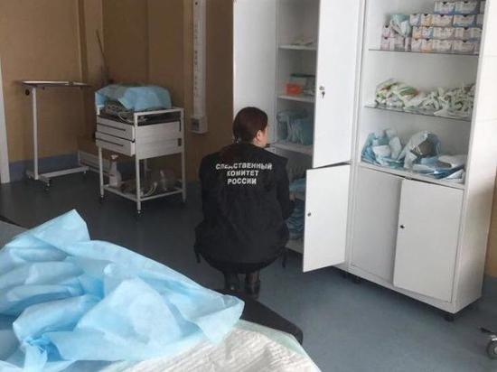 Женщину доставили в Склиф, предварительная причина гибели — разрыв яичников