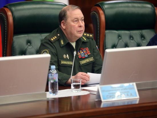 Начальник Объединенного штаба ОДКБ об Армении: это их внутреннее дело