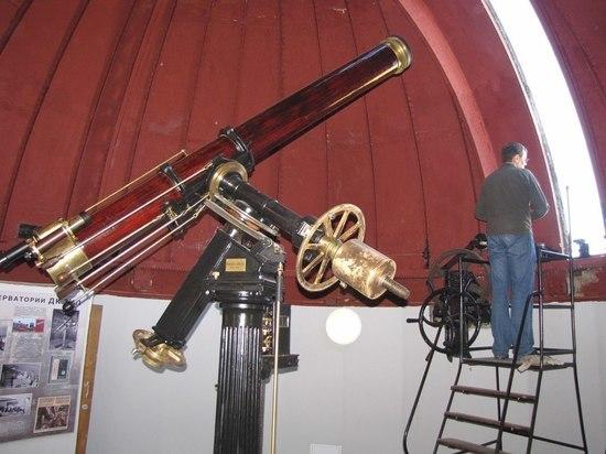 Благодаря усилиям объединения любителей космоса, исторический артефакт снова «увидел» небо