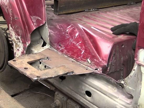 ГИБДД Пермского края разъясняет порядок замены кузова машины