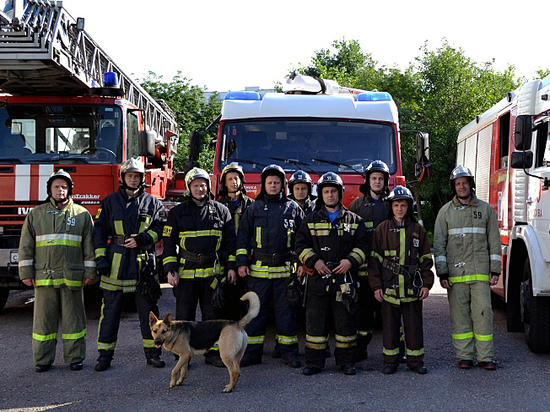 Тайные приметы пожарных: