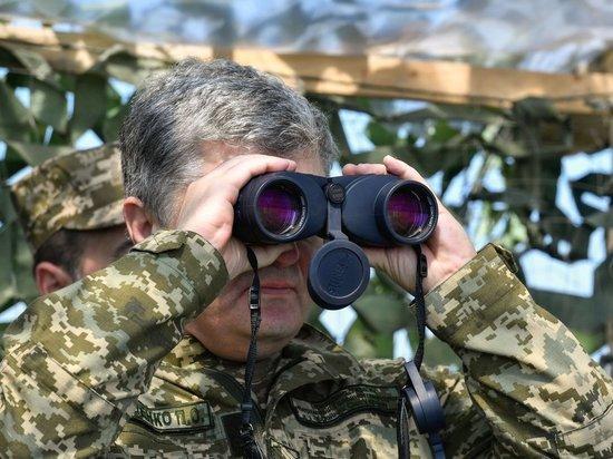 Украина введет особый порядок в Донбассе для новой силовой операции