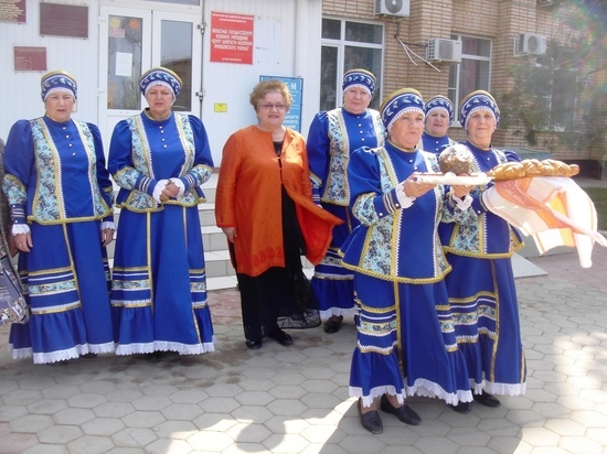 В Началовской библиотеке ветераны-общественники обменялись опытом