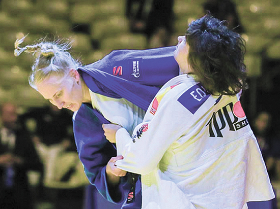 Дзюдо: олимпийский чемпион Мудранов передал «золото» Европы дебютанту