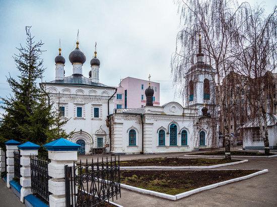 Старинный храм нуждается в обновлении
