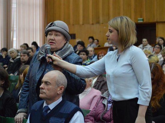 Просьбы серпуховичей были выполнены на следущий день после встречи с Главой города
