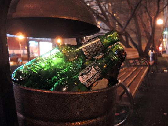 «Системная работа»: потребление алкоголя в России сократилось на 40%