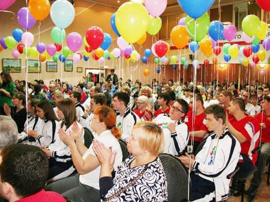 XVIII Открытая спартакиада для детей-инвалидов состоялась при поддержке «РуссНефти»