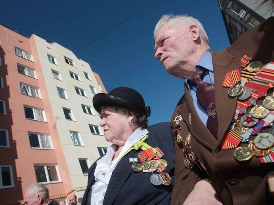 Ветераны войны в Тамбовской области получат новые квартиры до Дня Победы