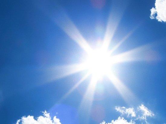 Май на Кубани  будет солнечным
