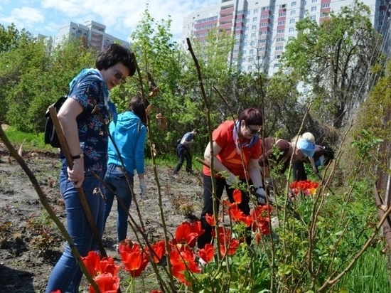 «РуссНефть» приняла участие во Всероссийском экологическом субботнике