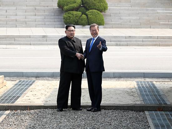 Сеул и Пхеньян договорились объявить об окончании войны