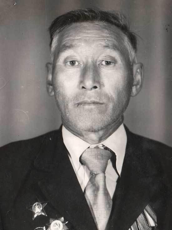 Василий Башханов из Бурятии был в числе смертников в Сталинградской битве и выжил