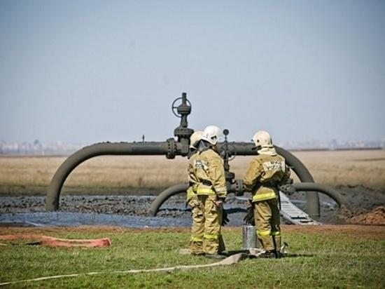 Последствия выброса газа в Оренбургском районе не признаны чрезвычайной ситуацией