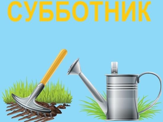 В Ульяновске на субботник выйдет около 10 тысяч горожан