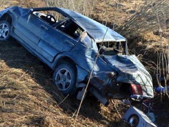 Шестнадцатилетняя девушка погибла в аварии под Котласом
