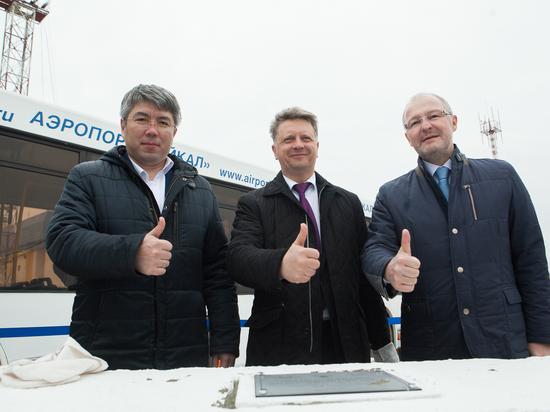 Новый аэропорт в Улан-Удэ станет воротами к Байкалу