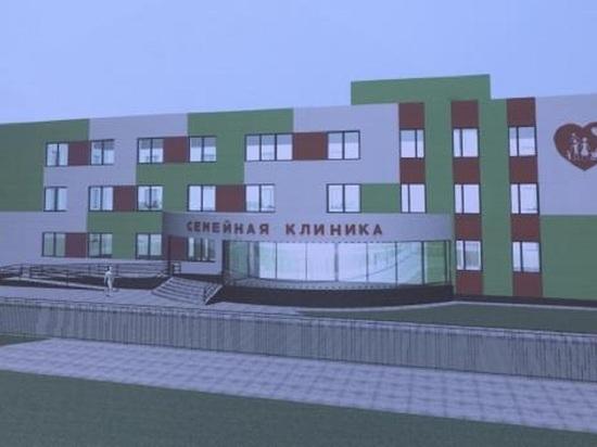 Котлован для новой архангельской поликлиники в Майской Горке начнут рыть в мае