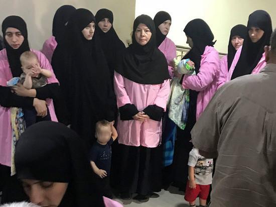 Кадыров вывезет в Россию детей пожизненно приговорённых в Ираке россиянок