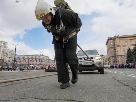 Иркутская команда стала победителем международного чемпионата по многоборью пожарных и спасателей