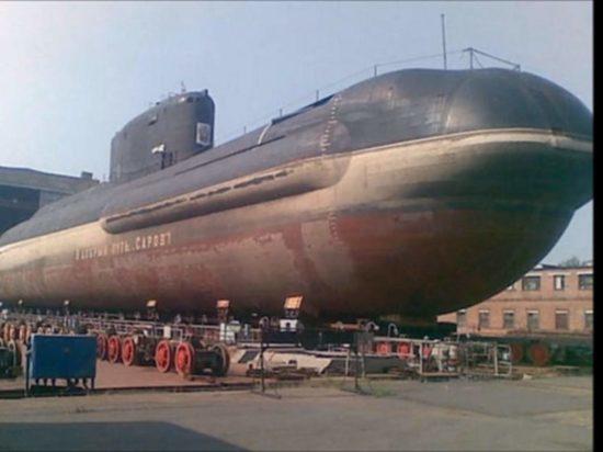 В составе подводного флота РФ больше субмарин, чем в американских ВМС