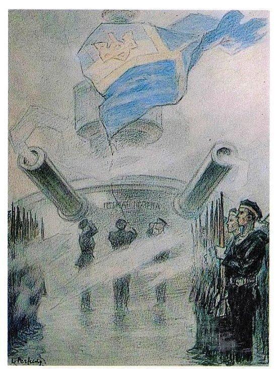 Глава Незалежной рассказал о победе украинского движения на флоте над большевиками после революции в 1918 году