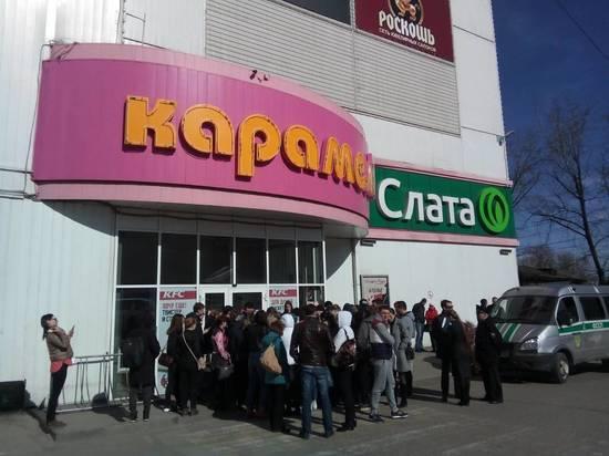 Закрытие торговых центров в Иркутске привело к массовым увольнениям