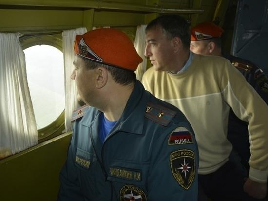 В Мордовии МЧС провело авиаразведку