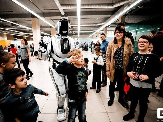 Нашествие роботов в Саранске!