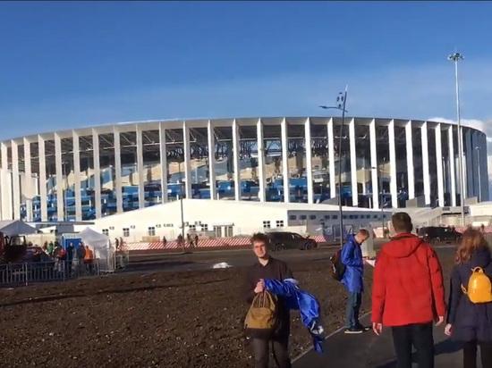 Нижний Новгород готовится к ЧМ-2018: визуально – все безупречно, придраться - можно