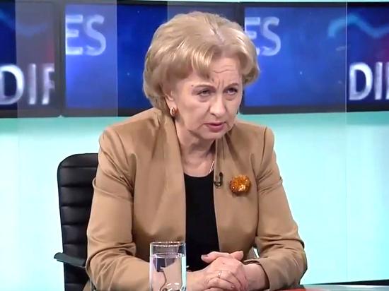 Зинаида Гречаный:  «Они не будут искать украденные деньги»